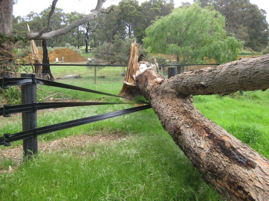 Durabilité de la clôture Horserail