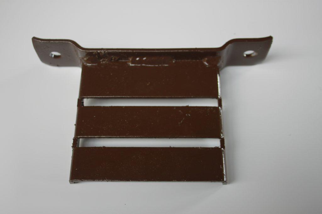 Boucle T Horserail marron